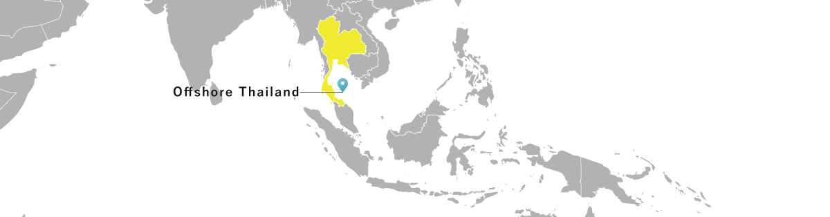 Southeast Asia | Project | Mitsui Oil Exploration MOECO